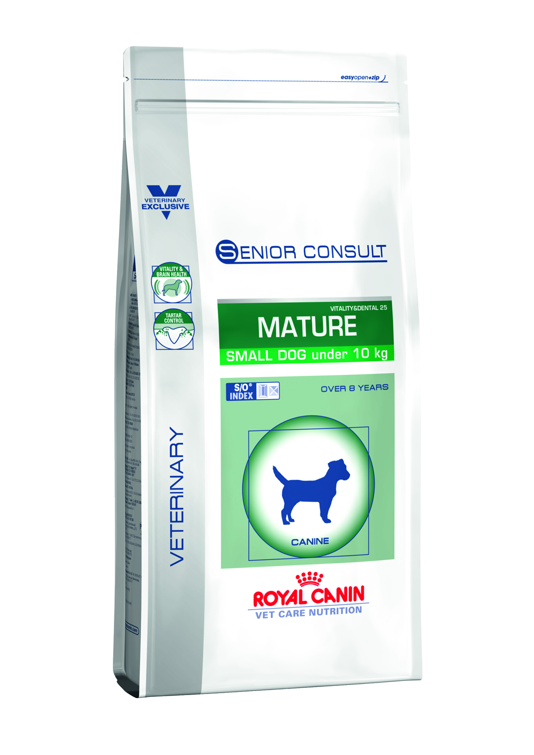 VCN SC MATURE SMALL DOG