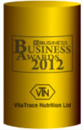 inbusiness award 2012